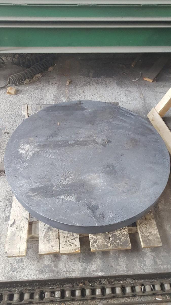 Круг 60х500 мм СЧ20 ГОСТ 1412-85