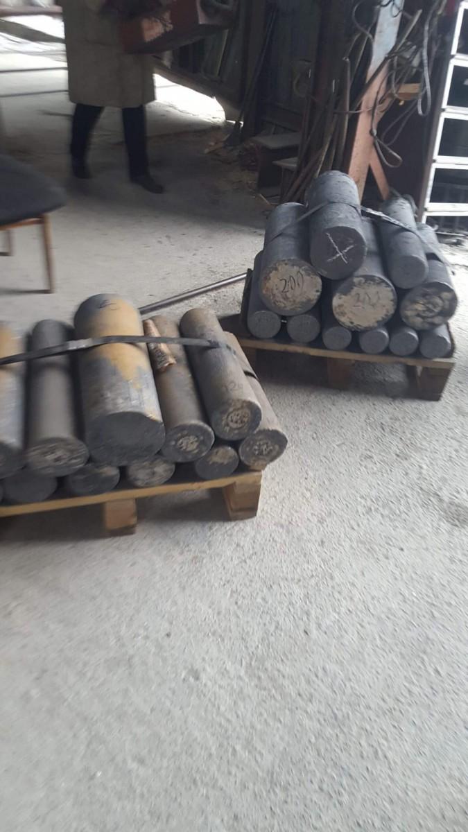 Круг 220х500 мм СЧ20 ГОСТ 1412-85